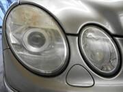 Herstel van verweerde koplampen | voor de reparatie
