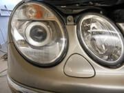 Herstel van verweerde koplampen | na de reparatie